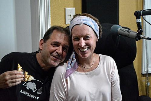 Dean Ellis and Suzanne Corley - 10.20.18. Photo by Kichea S. Burt.