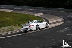 Porsche 911 GT3 @ Karussell Nordschleife