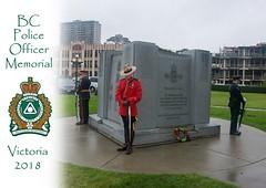 2018 BC Police Memorial