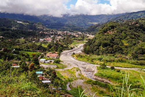boquete chiriquí pan panama tal valley