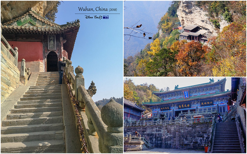 2018 China Wudang Mountain 05
