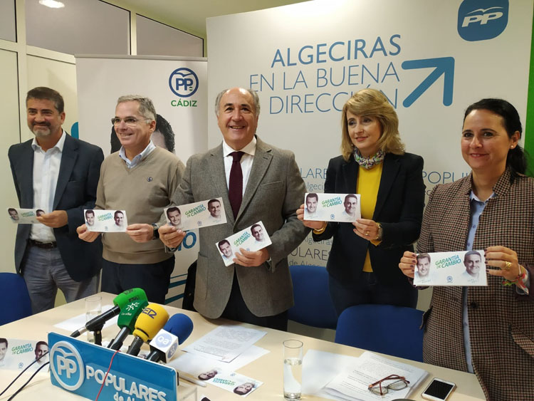 El PP presenta el programa electoral del partido en las próximas elecciones autonómicas