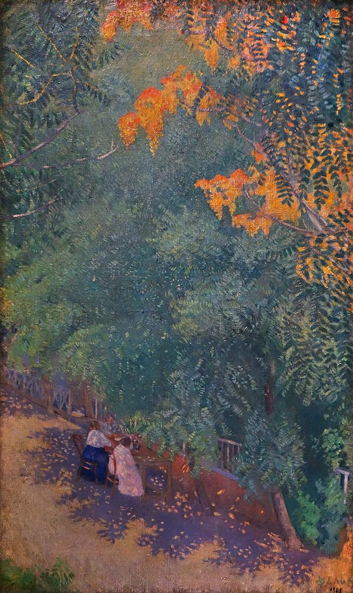 Impressionism in the Avant-garde_53_Falk