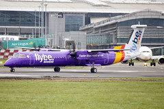 G-PRPL | FlyBe | De Havilland Canada DHC-8-402 Dash 8 | CN 4380 | Buil