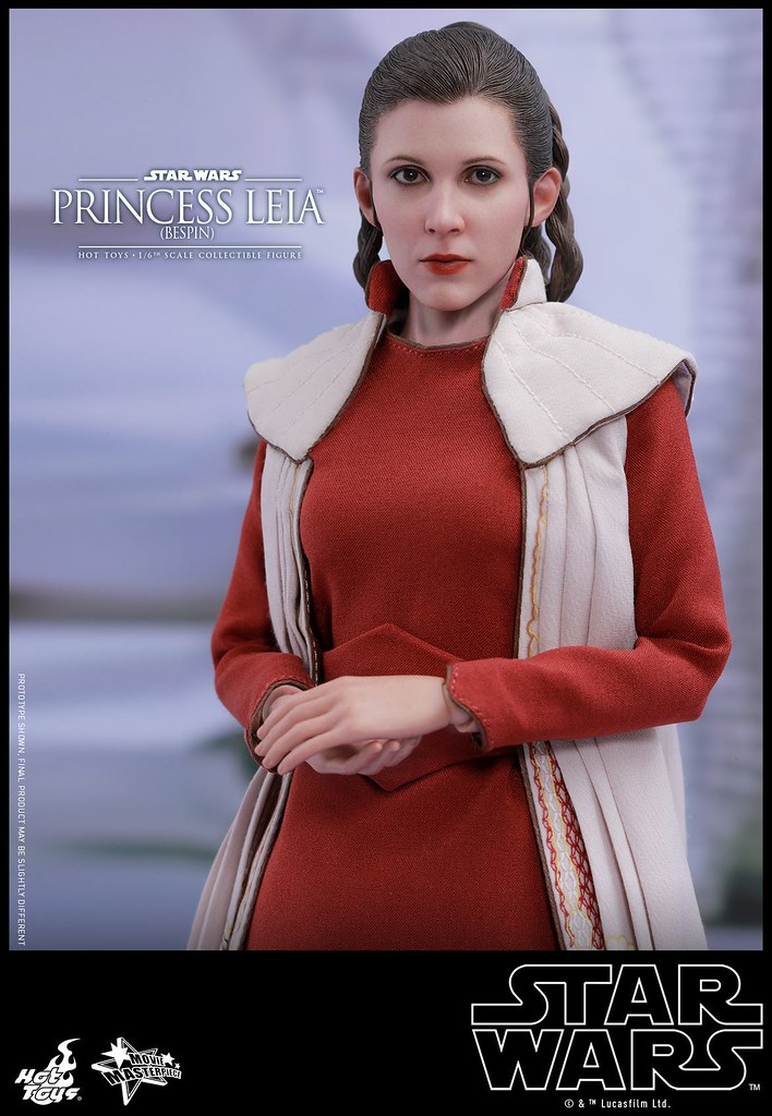 Hot Toys - MMS508 -《Star Wars Episode V: The Empire Strikes Back》Princess Leia (Bespin) 1/6 Scale Figure