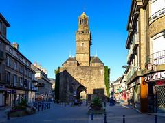 La Porte Horloge (The Clock Tower Gate)...