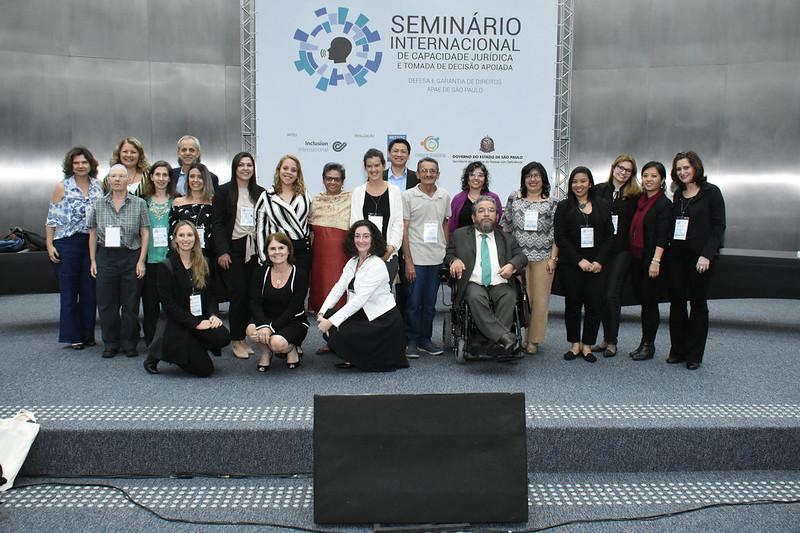 Seminário Internacional de Capacidade Jurídica - 01