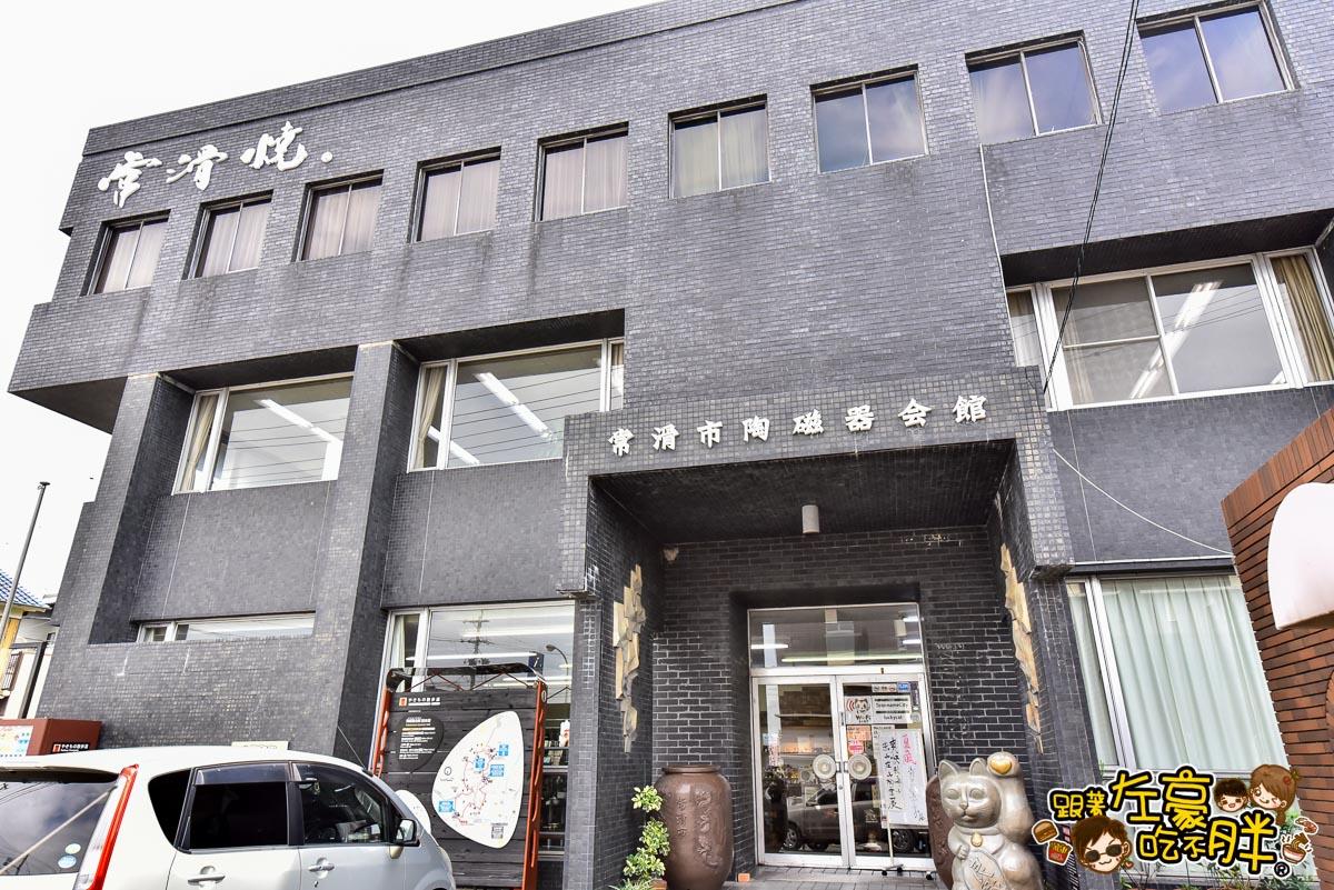 招財貓的故鄉 日本常滑市-34