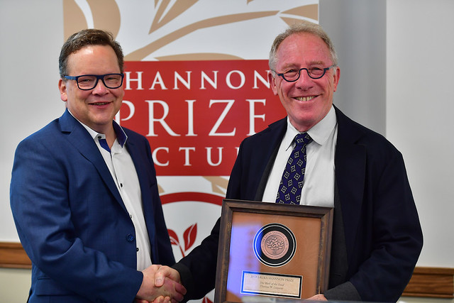 2018 Laura Shannon Prize Lecture