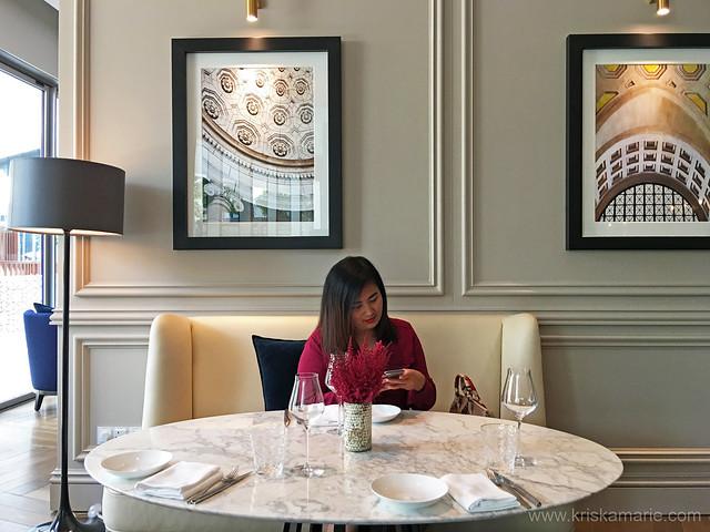 The Restaurant - Interiors 9