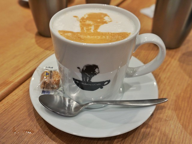 俺のBakery&Cafe カフェ・ラテ