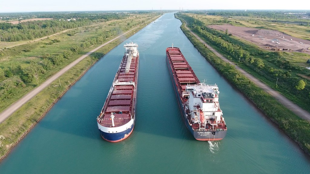 Great Lakes-Seaway shipping photos