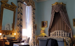 [NT] Belton House. Bedroom. Oct 2018