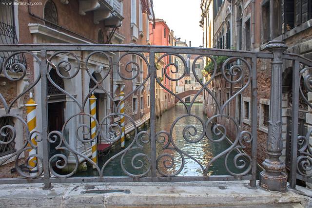 Calle e Ponte de Borgoloco, curiosità sestiere Castello