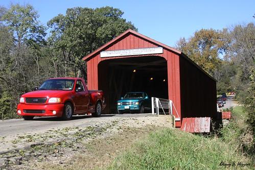 Illinois Valley Toy Run Car Show.  Princeton,  Illinois. IMG_9136