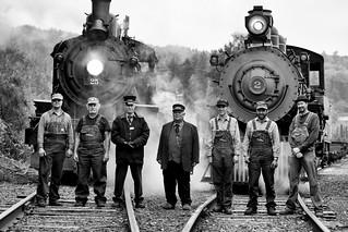 Train crew shot 2