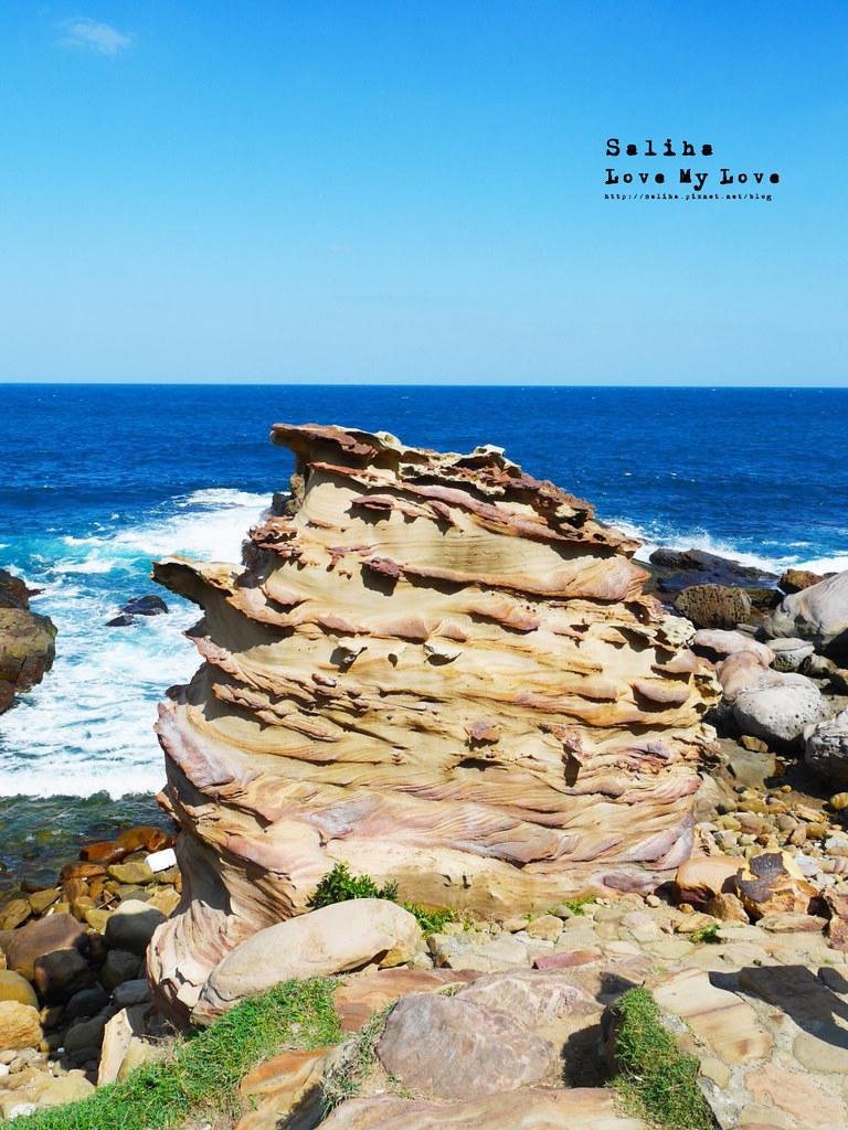 北海岸東北角景點一日遊推薦南雅奇石 (2)