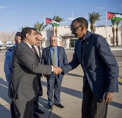 Aqaba meeting on East Africa |Aqaba, 9 December 2018
