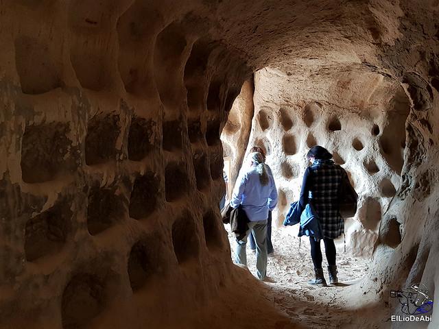 Descubre las Cuevas de los Cien Pilares en Arnedo (14)