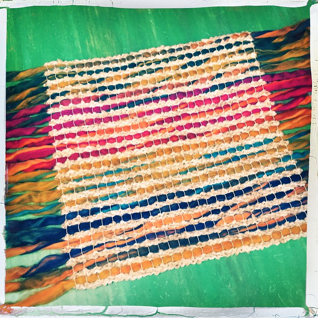 Loom Weaving # 2