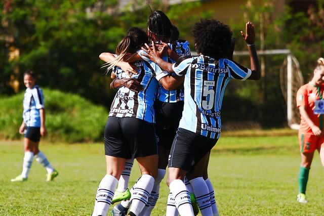 Ijuí 0x6 Grêmio (Gauchão Feminino)