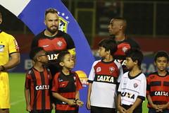 Mascotes - Vitória x São Paulo - Fotos: Mauricia da Matta / EC Vitória
