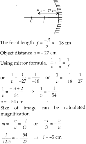 NCERT Solutions for Class 12 Physics Chapter 9 Ray Optics and Optical Instruments 1