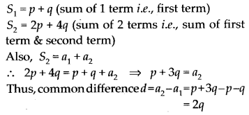 NCERT Solutions for Class 11 Maths Chapter 9 Sequences and Series 22
