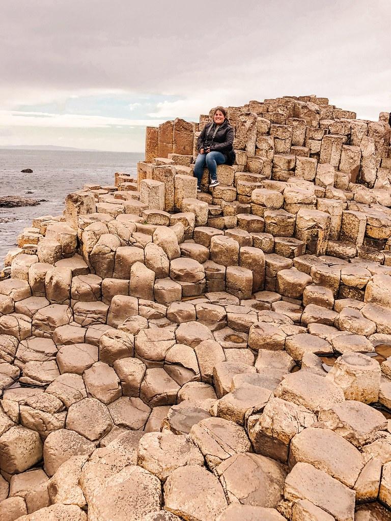 Giant's Causeway   Ireland and Scotland Itinerary