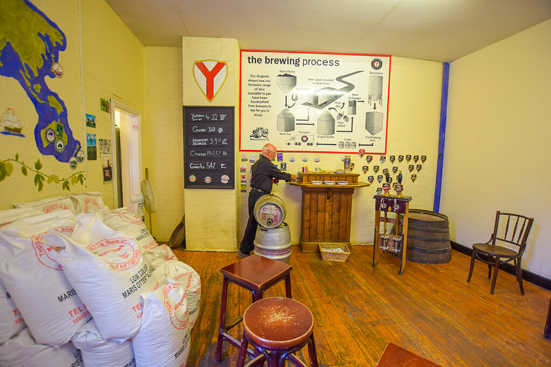 York Brewery Tour
