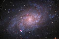 M33: Triangulum Galaxy