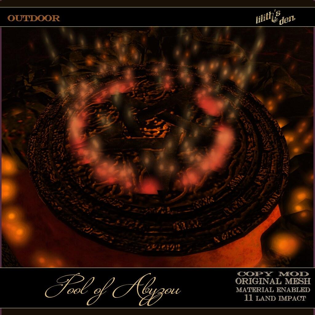 Lilith's Den - Pool of Abyzou - TeleportHub.com Live!