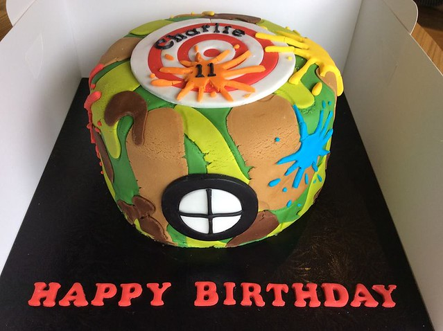 Cake by Natacake