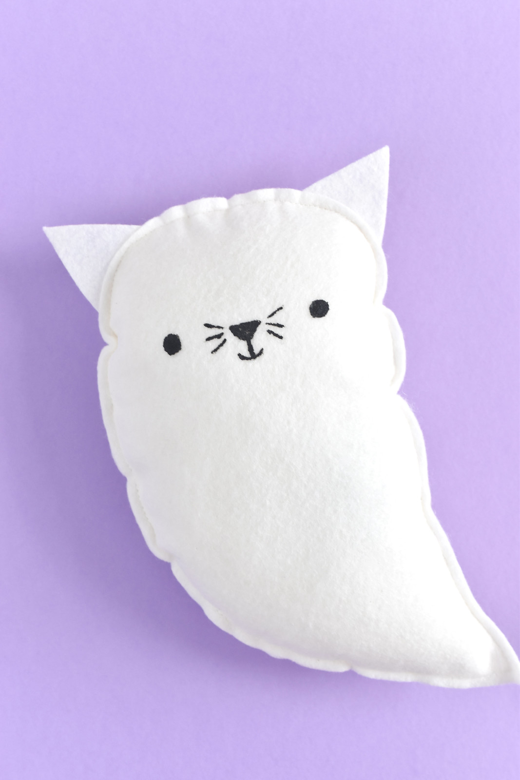 Customizable Ghost Softie