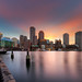 Downtown - Boston, USA by Nomadic Vision Photography