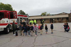 Pre-K Fire and Police