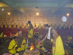 Prathistha of Rishis, Seers and Gurus at Shree Sadguru Seshadri Swamigal Ashram, 06-02-2009