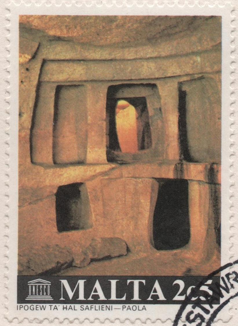 Malta - Scott #570 (1980)