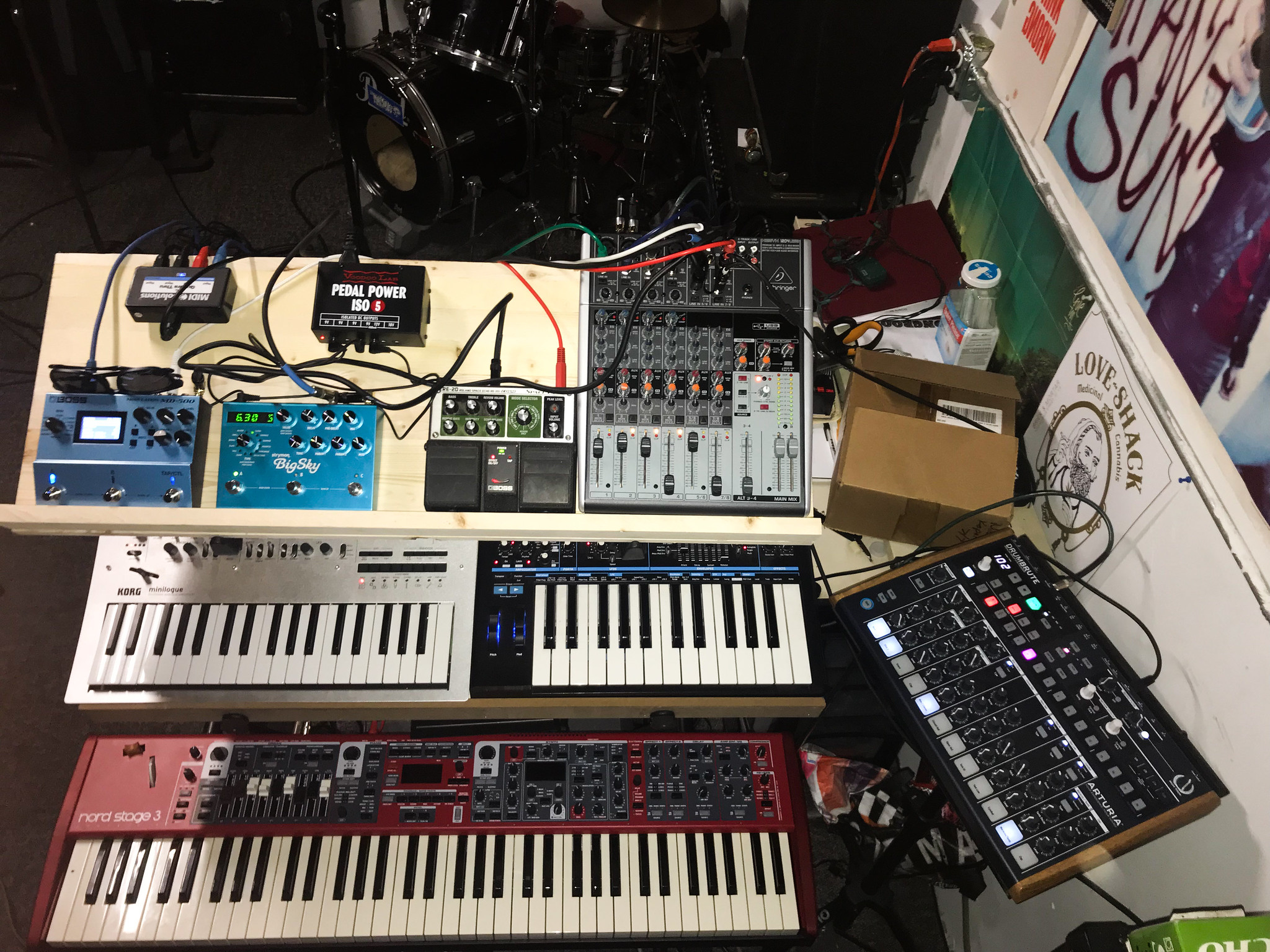 THE SYNTH ZONE]=-