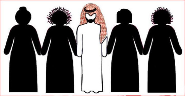 1545 Saudi Man Marries to a Student, a Teacher, a Supervisor & a Principal of the same School 02