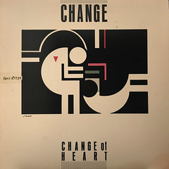 CHANGE:CHANGE OF HEART(JACKET A)