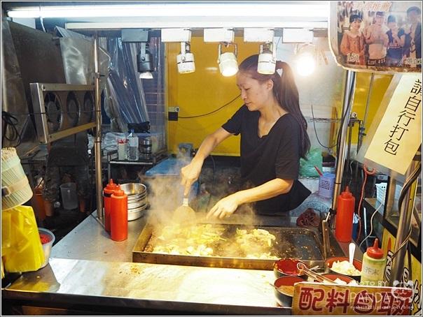 香腸炒米腸 (6)