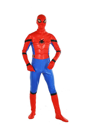 Мужской карнавальный костюм Спайдермен