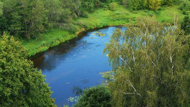 Šventoji River 06, Nikon COOLPIX S3600