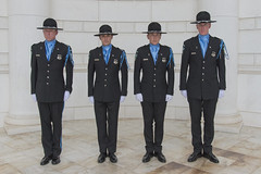 10.03.2018_Tomb_of_the_Unknown_BLM_Honor_Guard_004