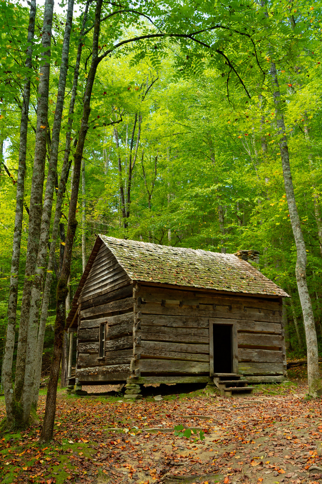 john ownby cabin great smoky mountain national park
