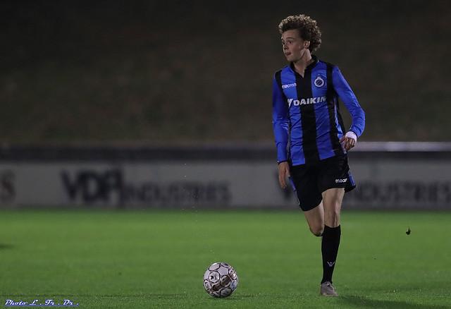 Beloften Club Brugge - Beloften Standard