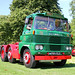 PVR472J 1970 Scammell Trunker in the colours of Simon Tootell.
