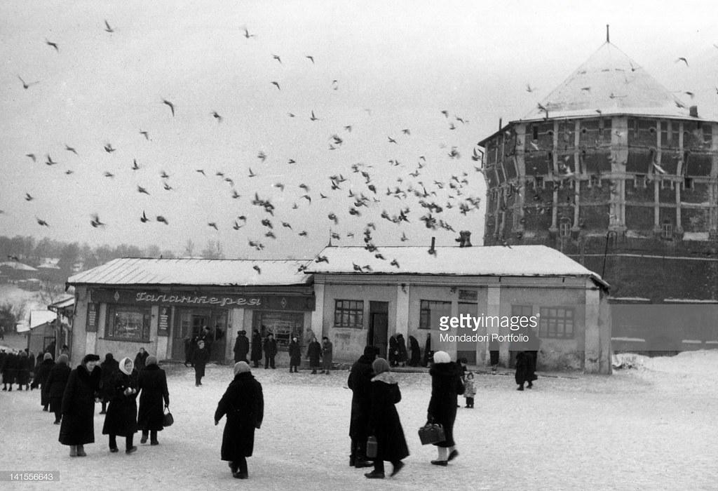 1960. Загорск.11