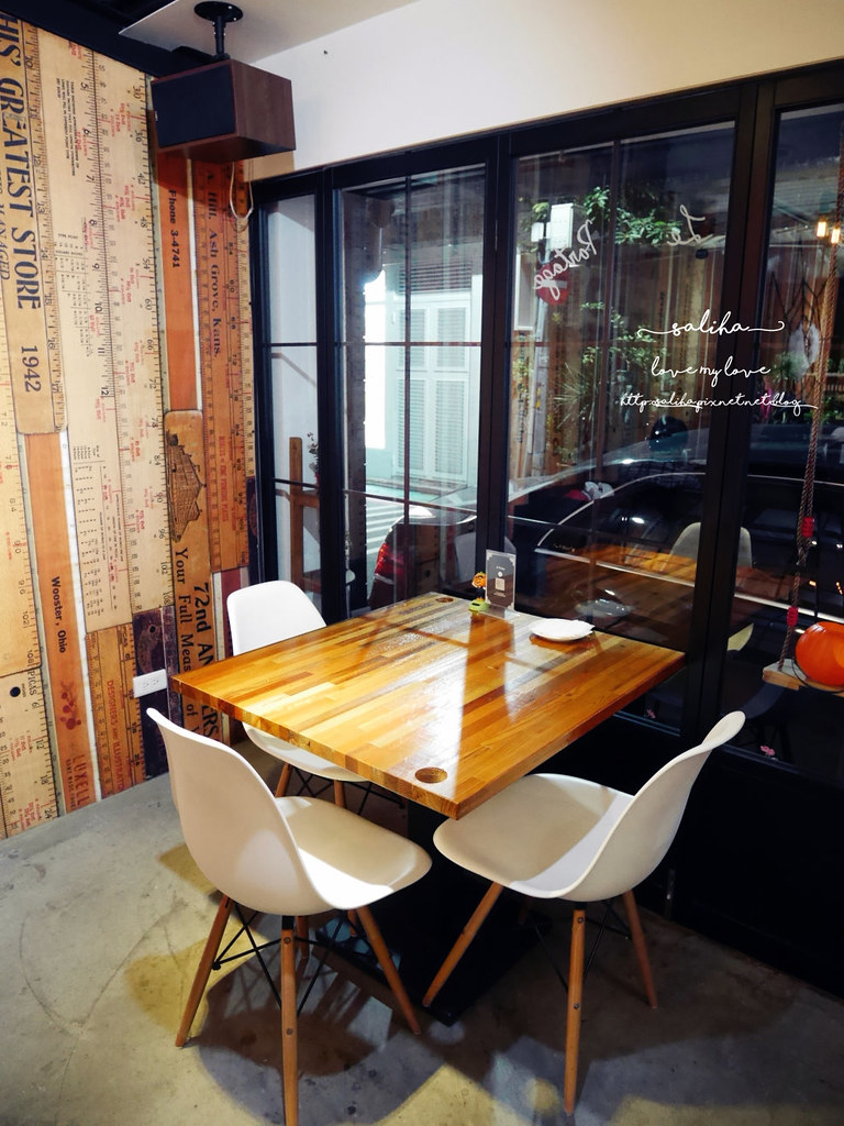 台北大安區信義安和站附近氣氛好美食餐廳推薦Le Partage 樂享小法廚法式料理 (2)